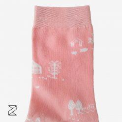 جوراب بلند فانتزی
