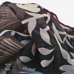روسری نخی قوارهکوچک