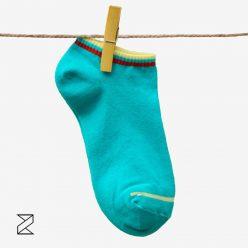 جورابمچی تکرنگ
